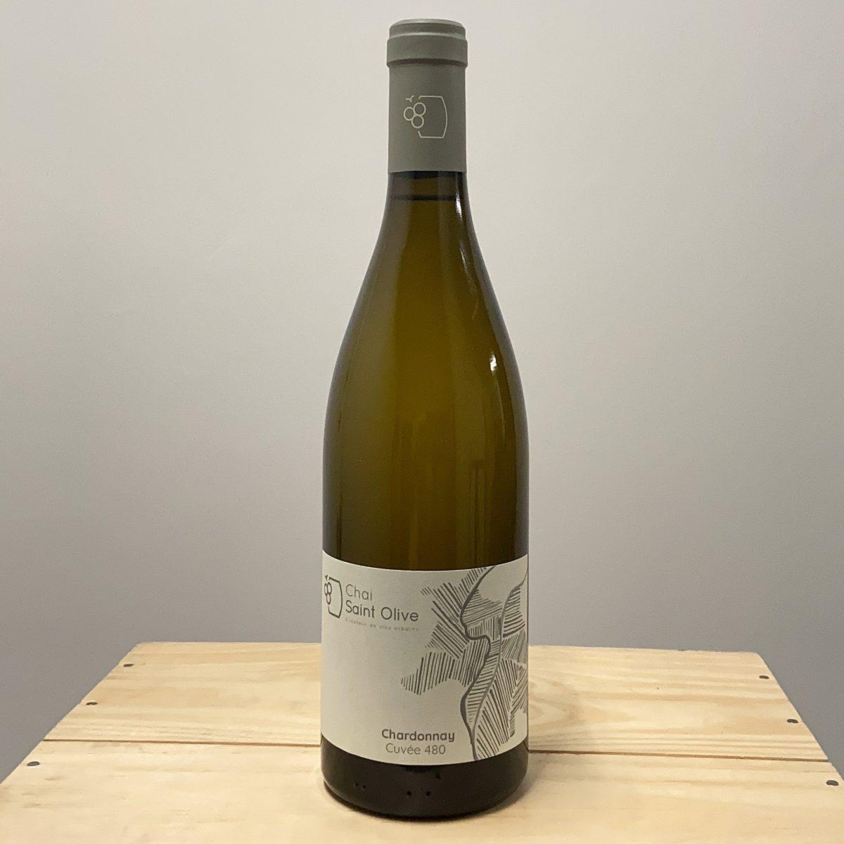 Chai Saint Olive, vins urbains, Chardonnay