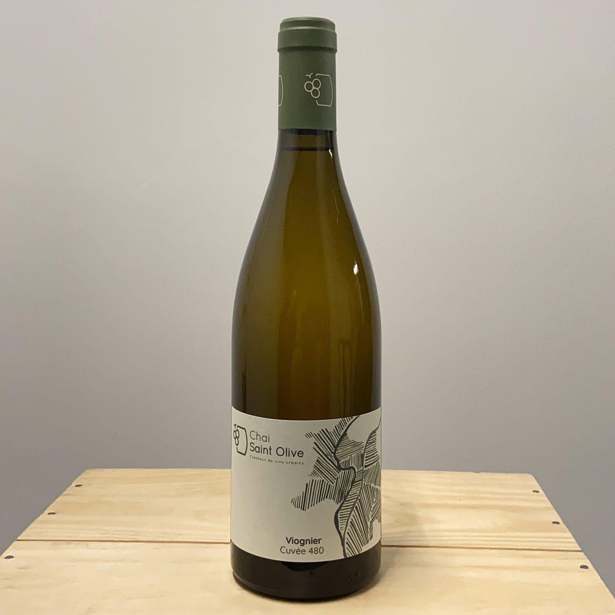 Chai Saint Olive, vins urbains, Viognier