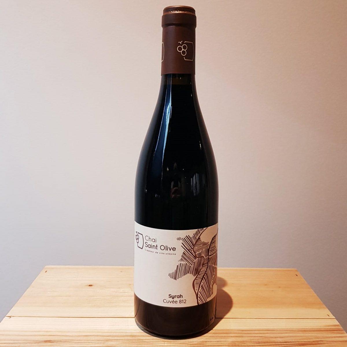 Premiers vins urbains de Lyon I by Chai Saint Olive
